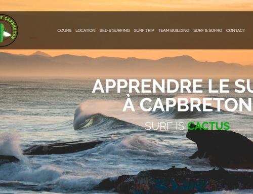 Cactus Surf Cap Breton