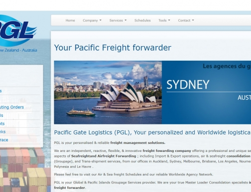 Pacific Gate Logistics